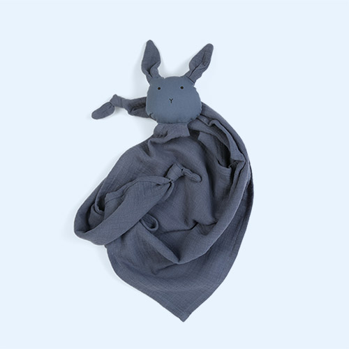 Rabbit Blue Wave Liewood Robbie Multi Muslin Cloth