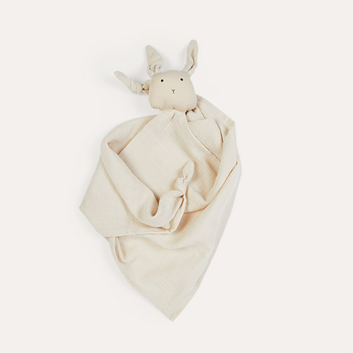 Rabbit Sandy Liewood Robbie Multi Muslin Cloth