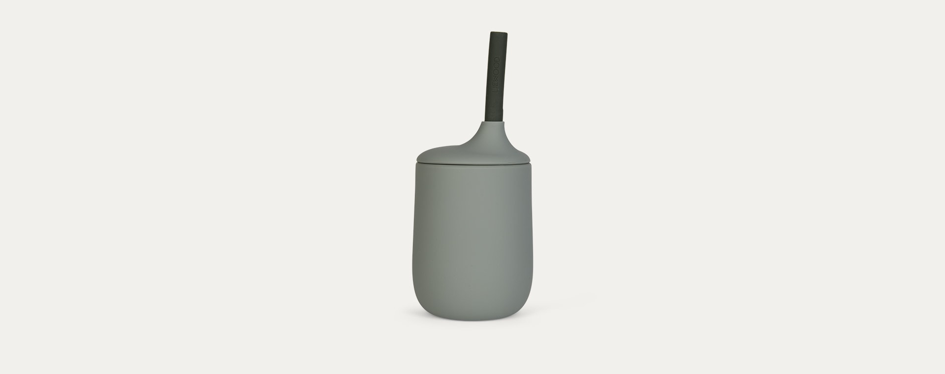 Faune Green/Hunter Green Mix Liewood Ellis Sippy Cup