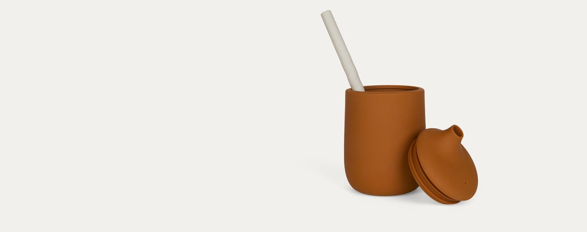 Mustard/Sandy Mix Liewood Ellis Sippy Cup