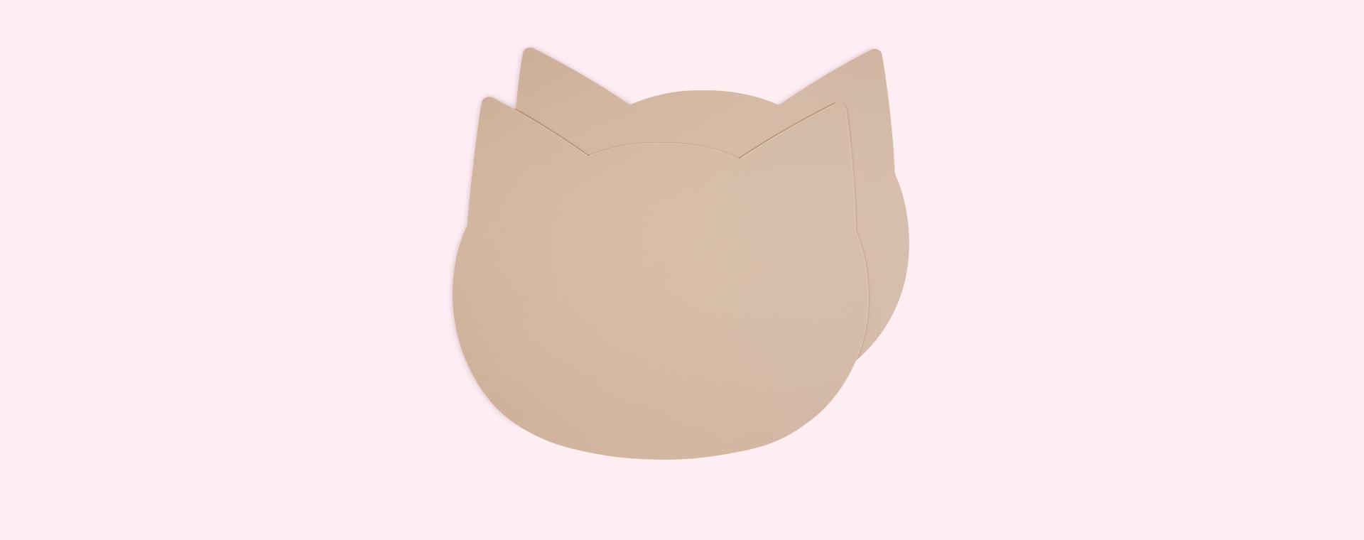 Cat Dark Rose Liewood 2-Pack Gada Placemats