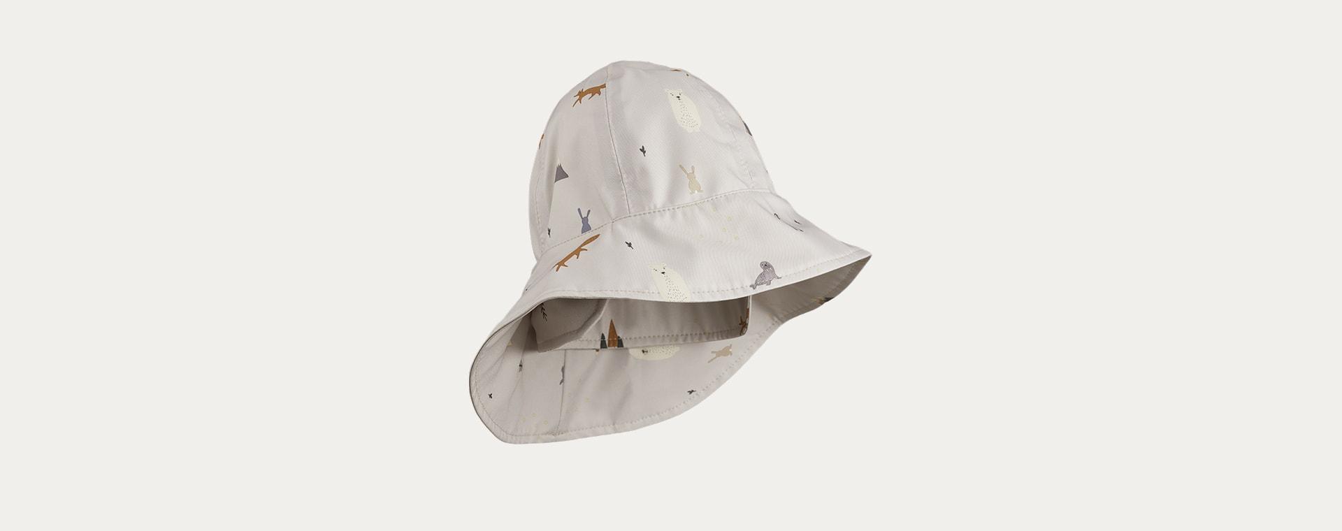 Arctic Mix Liewood Remi Southwest Hat