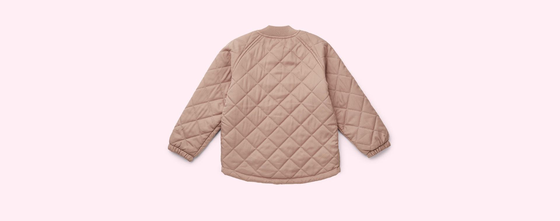 Dark Rose Liewood Bea Thermo Jacket (4-5 yrs)