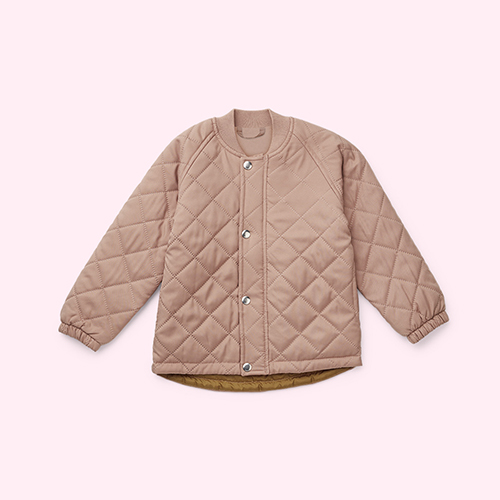 Dark Rose Liewood Bea Thermo Jacket (4-5 yrs)