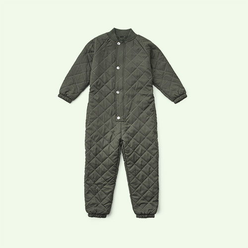 Hunter Green Liewood Frankie Thermo Jumpsuit