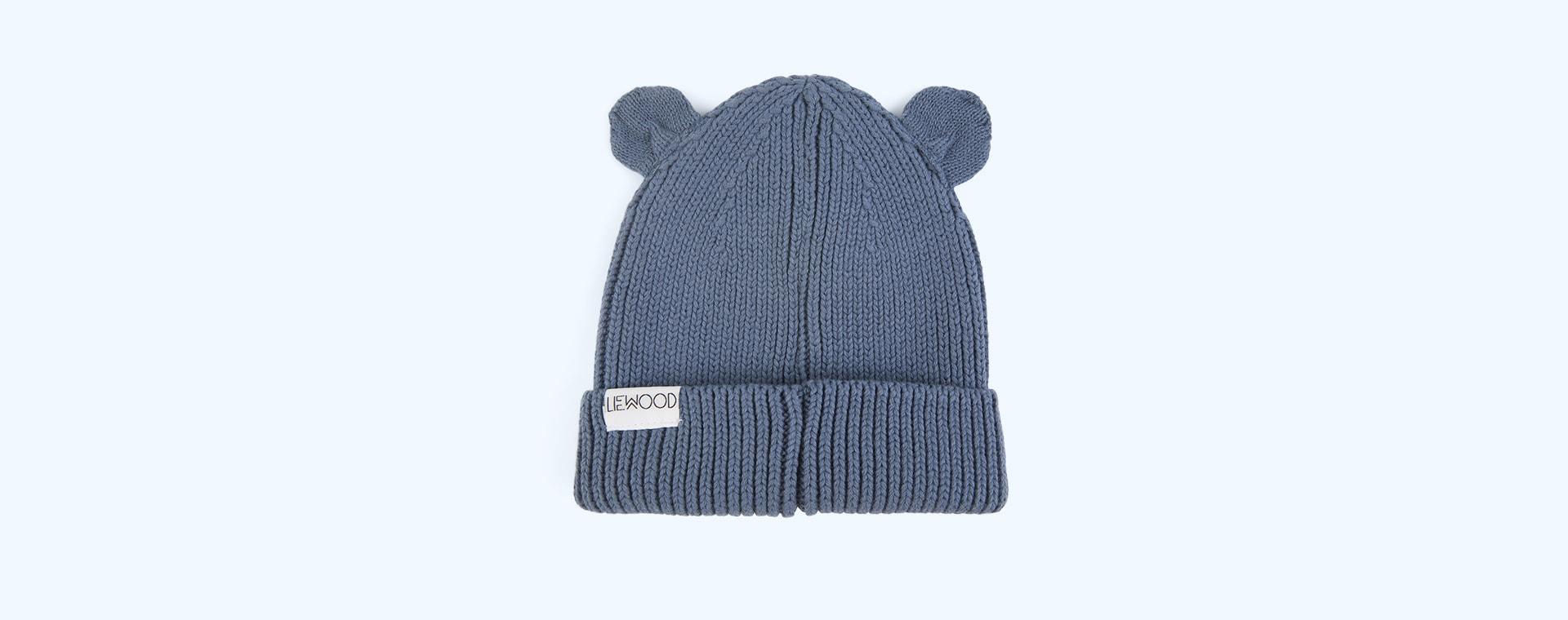 Blue Wave Liewood Gina Beanie Hat