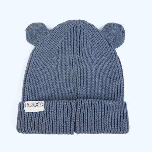 Blue Wave Liewood Gina Beanie Hat