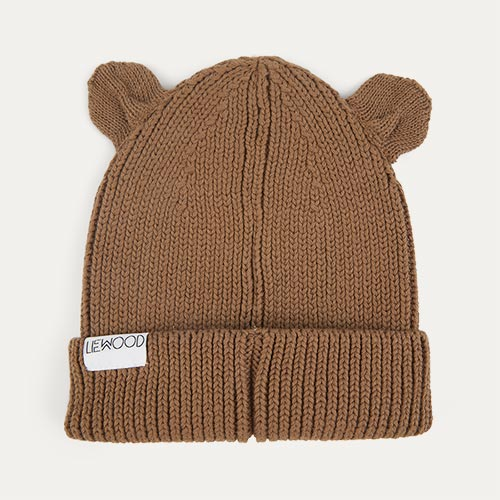 Camel Liewood Gina Beanie Hat