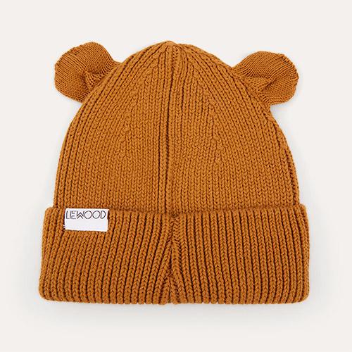 Golden Caramel Liewood Gina Beanie Hat