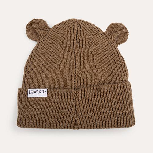 Khaki Liewood Gina Beanie Hat
