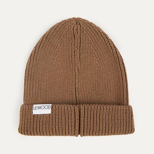 Camel Liewood Ezra Beanie Hat