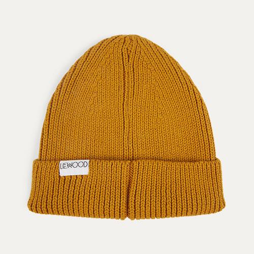 Mustard Liewood Ezra Beanie Hat