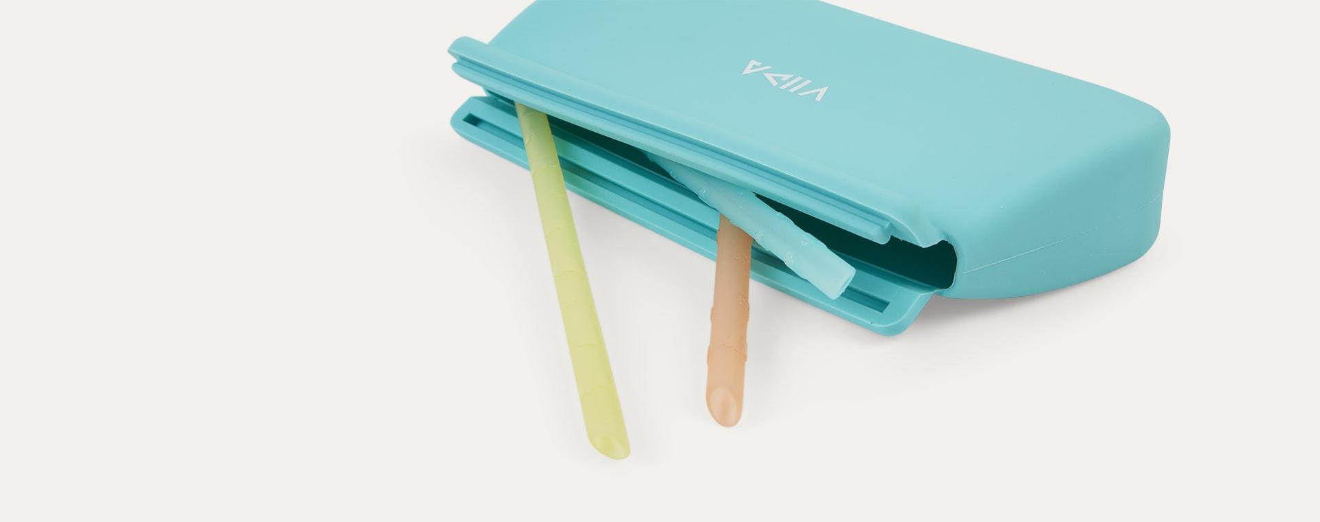 Multi VIIDA Joy Silicone Straws