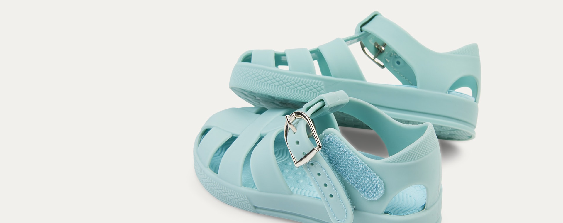Jade KIDLY Label Jelly Sandal