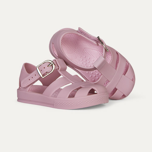 Rose KIDLY Label Jelly Sandal