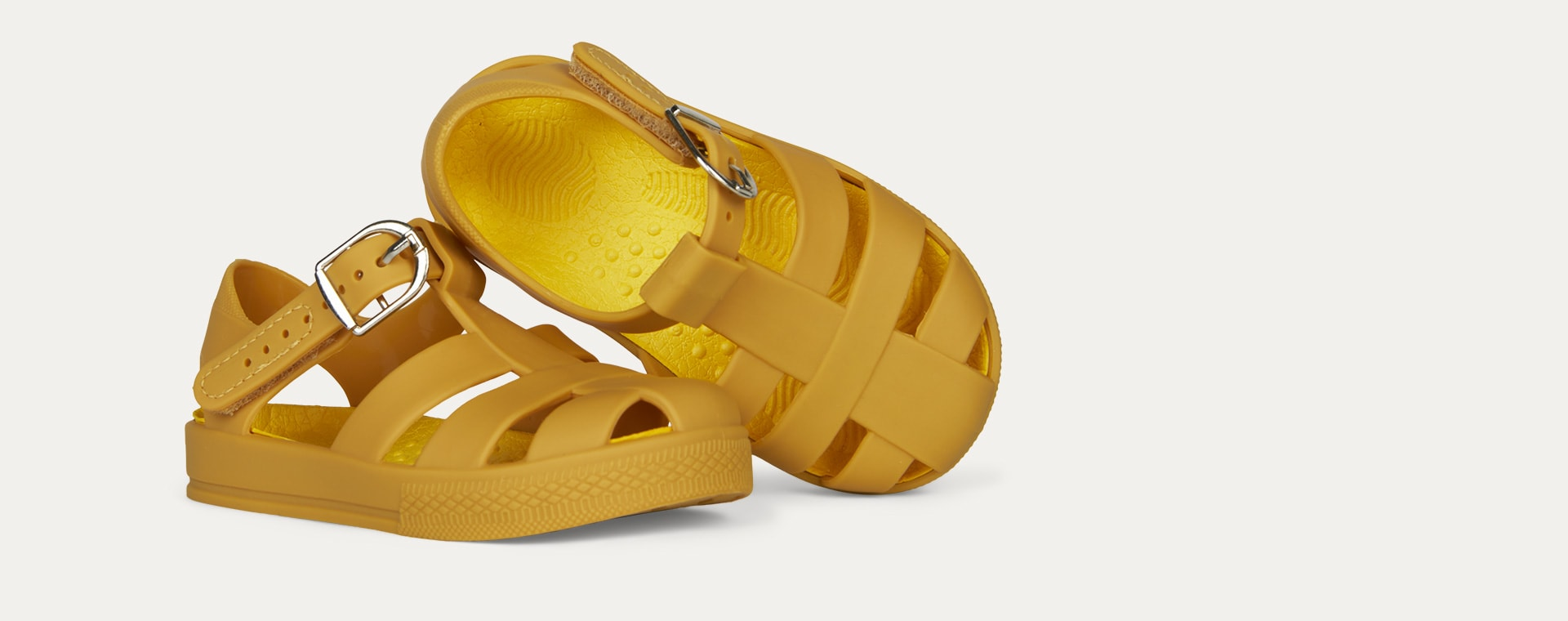 Honey KIDLY Label Jelly Sandal