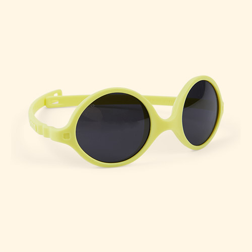Yellow Ki ET LA Diabola Sunglasses v2