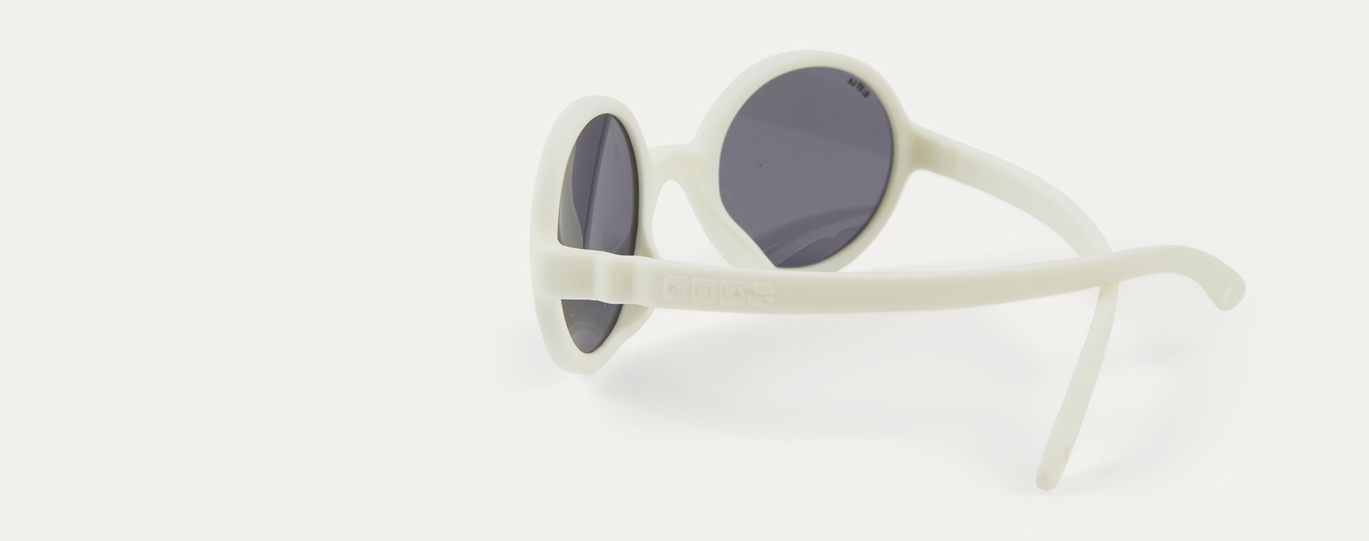 White Ki ET LA ROZZ Sunglasses