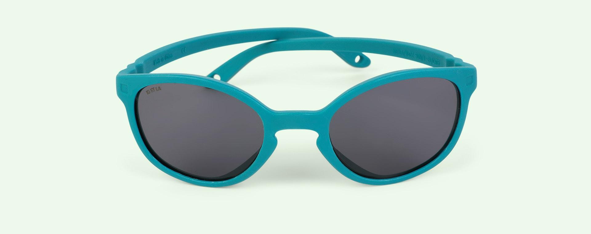 Peacock Ki ET LA WAZZ Wayfarer Sunglasses