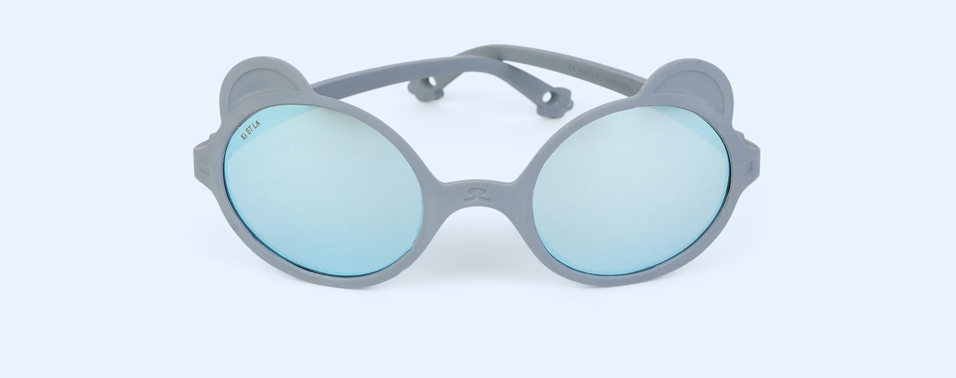 Blue Silver Ki ET LA Ours'on Sunglasses