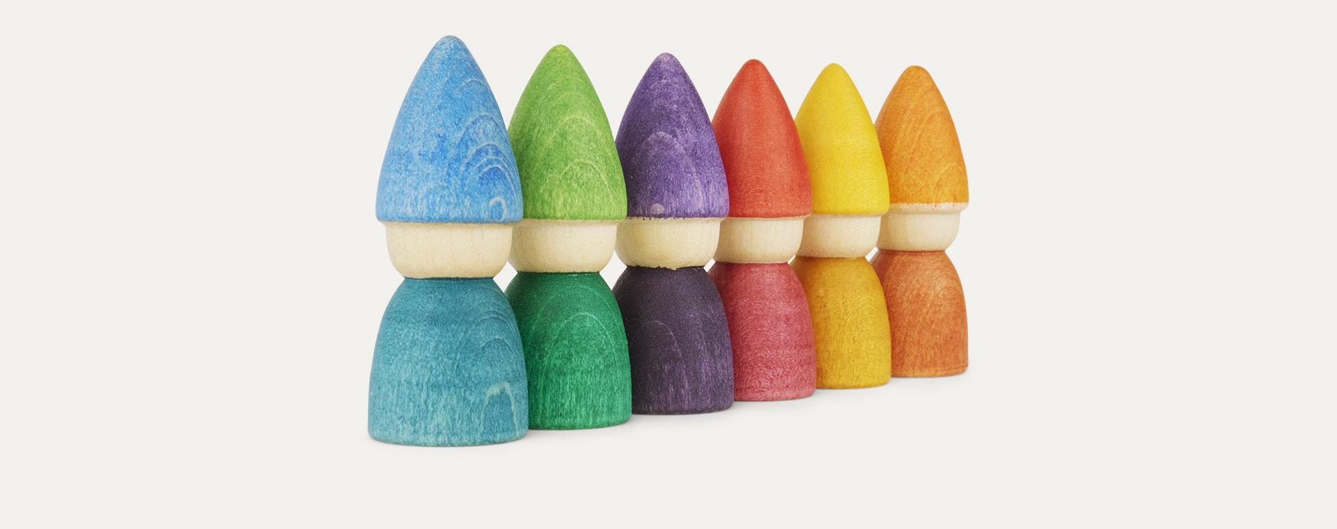 Multi Grapat Rainbow Tomten