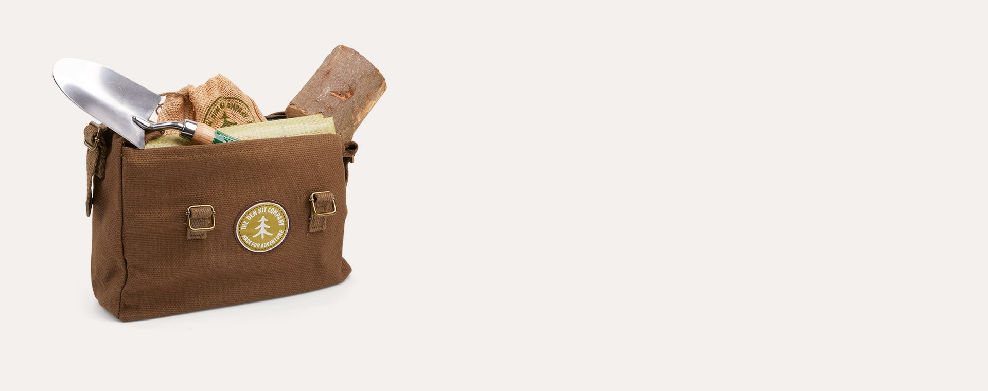Multi The Den Kit The British Woodland Den Kit