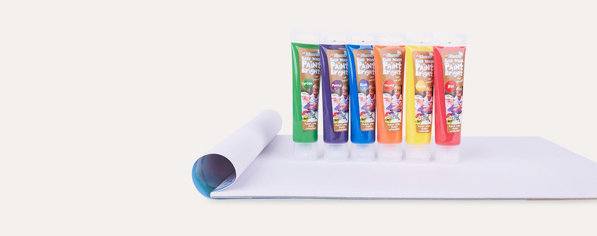 Multi Micador Micador Junior Easy Wash Paint Pack
