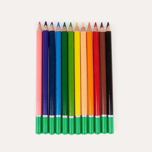 Multi Micador Micador Junior ColourRush Jumbo Pencils