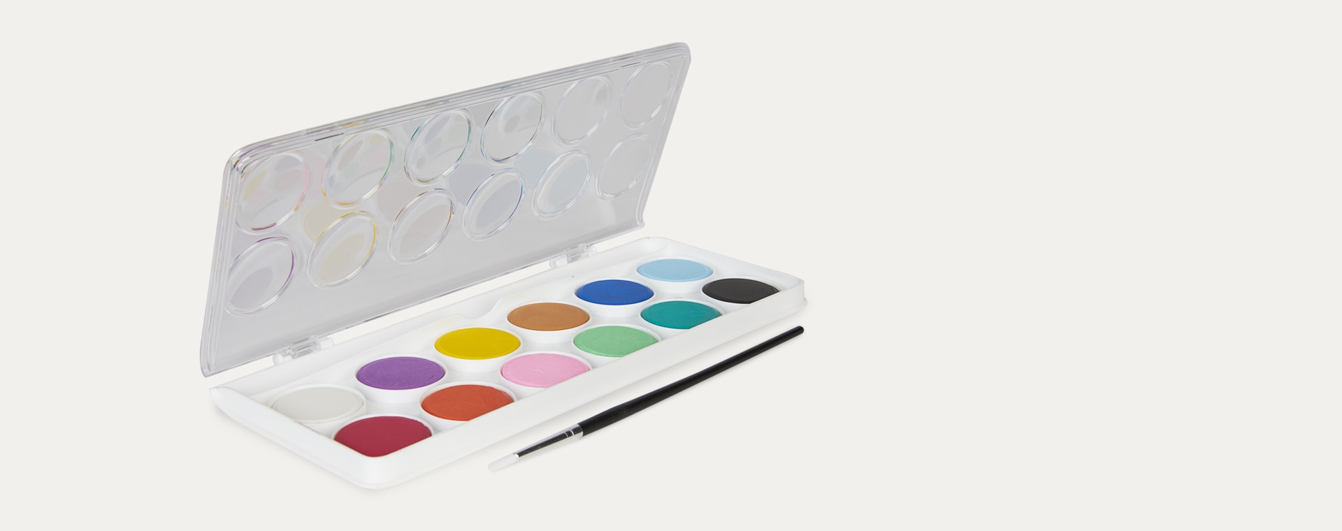 Multi Micador Micador Junior Watercolour Palette Stylist