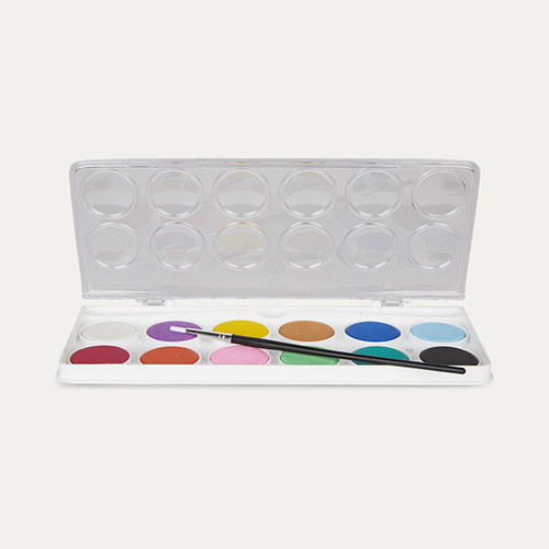 Multi Micador Micador Junior Watercolour Palette Stylist