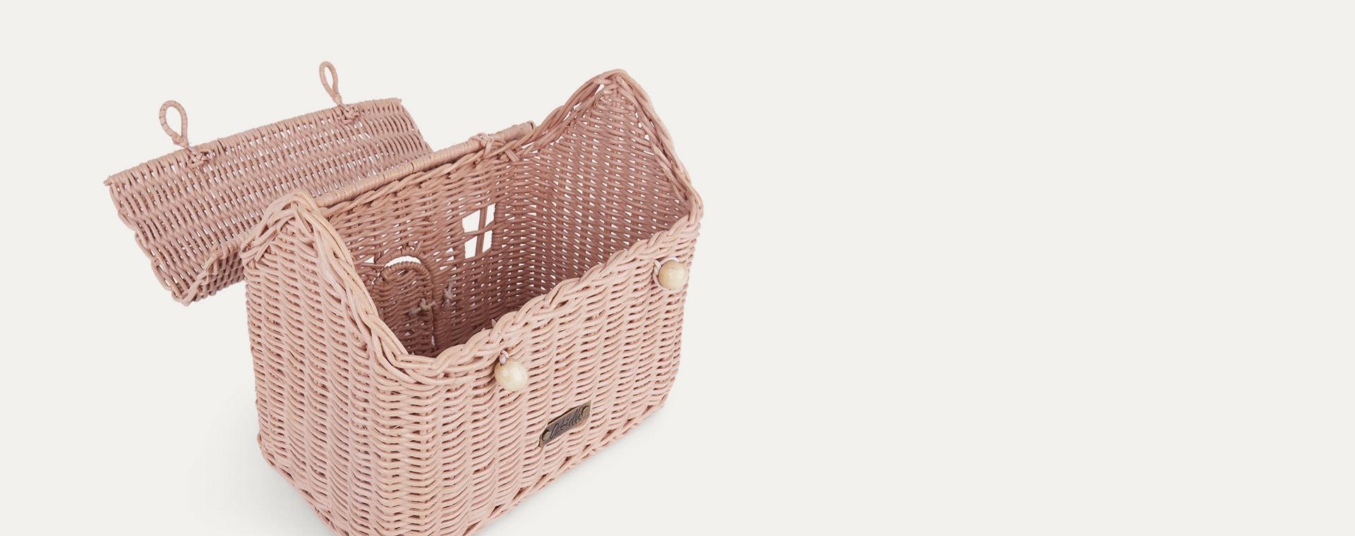 Rose Olli Ella Casa Clutch Bag