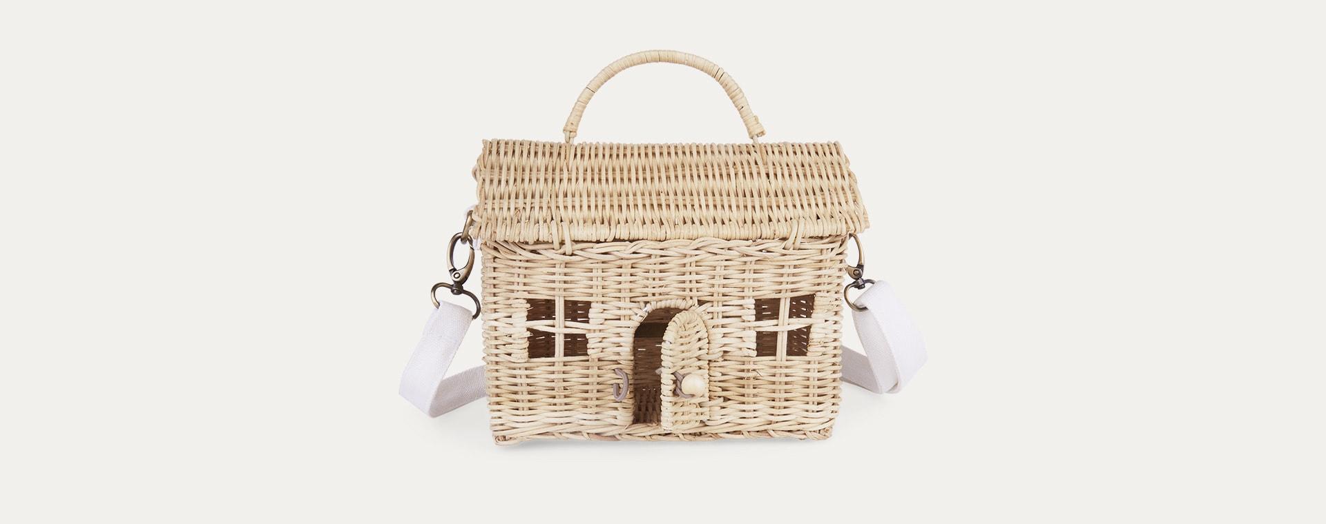Straw Olli Ella Casa Bag