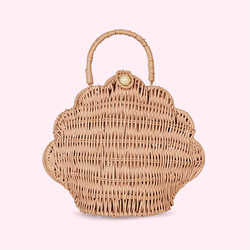 Rose Olli Ella Shell Purse