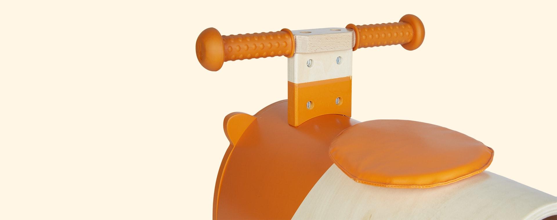 Orange Janod Hamster Ride On