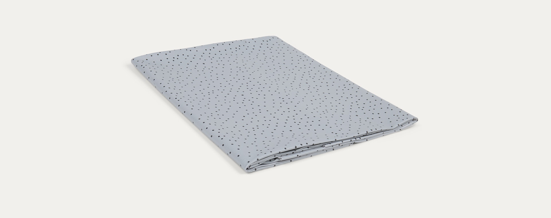 Grey Green Spotty Mabel & Fox Splash Mat