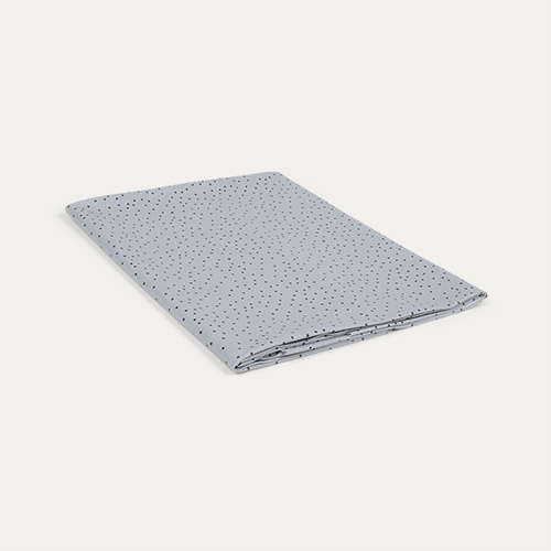 Grey Green Spotty Mabel & Fox Splash Mat