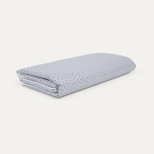 Grey Green Spotty Mabel & Fox Travel Change Mat