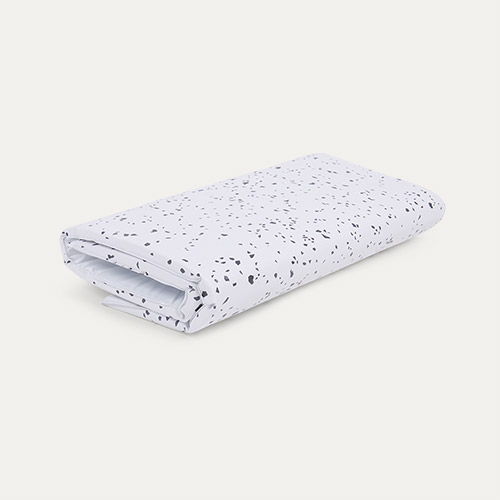Navy Terrazzo Mabel & Fox Travel Change Mat