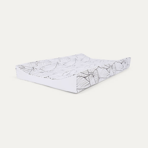 Banana Leaf Mabel & Fox Wedge Changing Mat