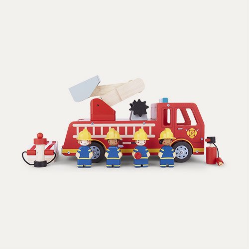 Multi Tender Leaf Toys Fire Engine