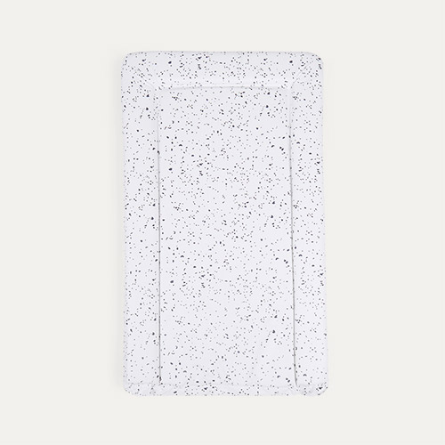 Navy Terrazzo Mabel & Fox Changing Table Mat