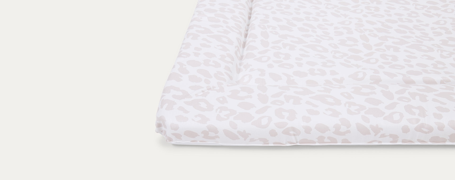 Pink Leopard Mabel & Fox Changing Table Mat
