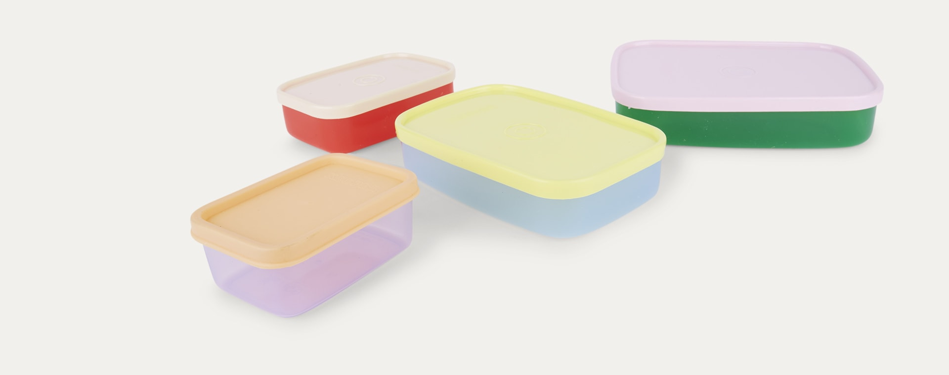 Multi Rice Rectangular Food Boxes