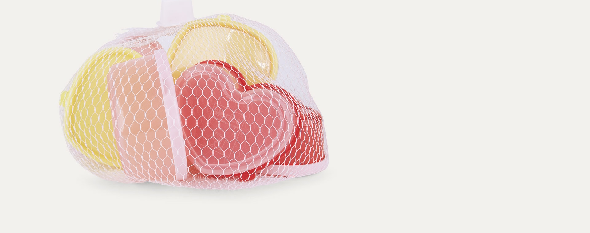 Multi Rice Heart Shaped Food Boxes