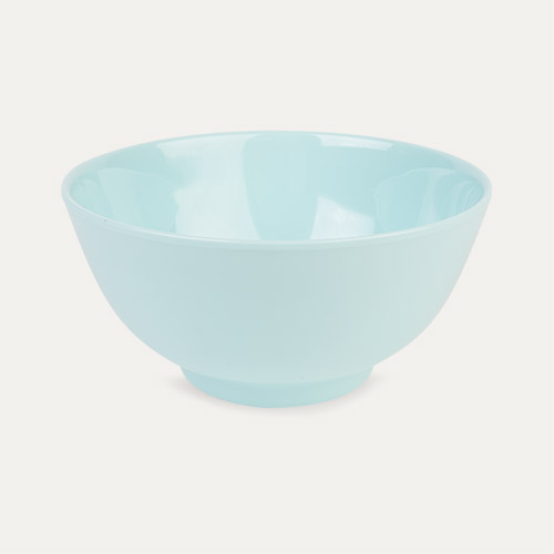 Ice Blue Rice Melamine Bowl