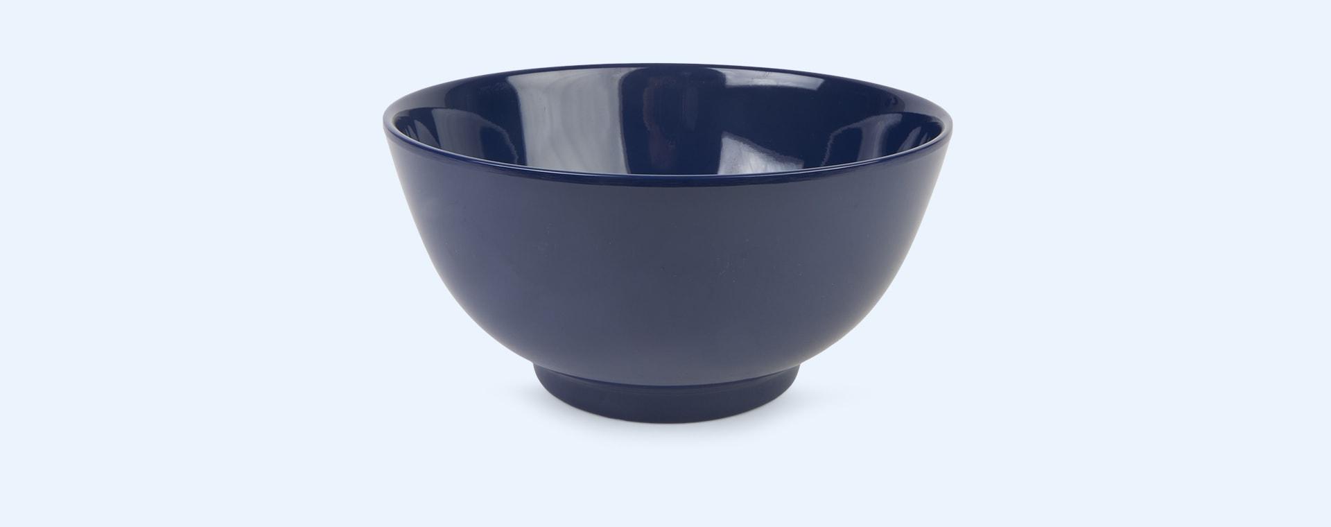 Midnight Blue Rice Melamine Bowl