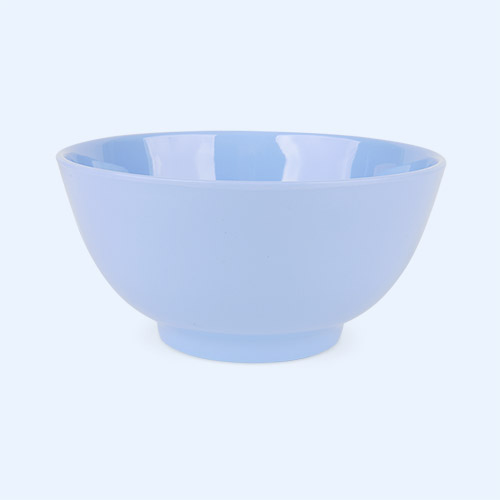 Pigeon Blue Rice Melamine Bowl