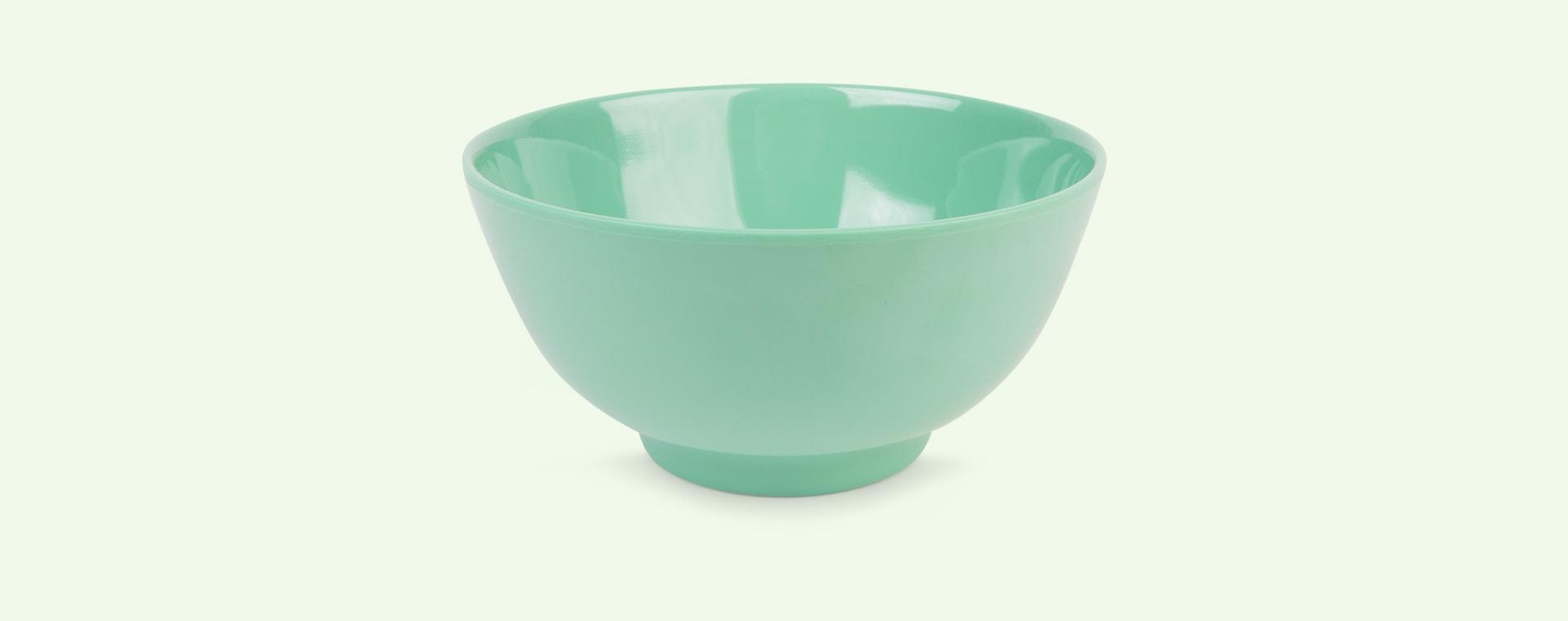 Emerald Green Rice Melamine Bowl