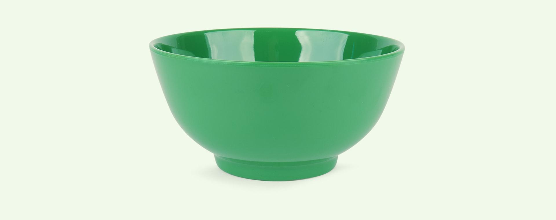 Forest Green Rice Melamine Bowl