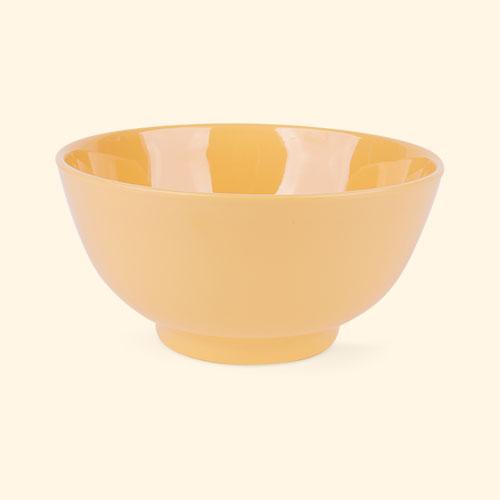 Apricot Rice Melamine Bowl